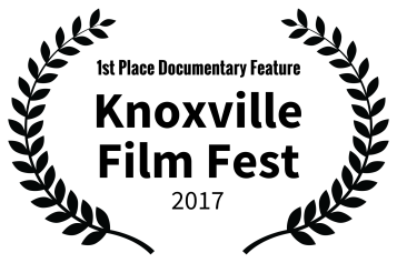 1st Place Documentary Feature - Knoxville Film Fest - 2017 (1).png